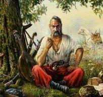 Kozak z Dibrovi